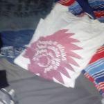 Vendo bolsa de ropa