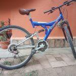 Vendo bici doble suspensión