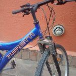 Bicicleta talle S doble suspensión