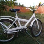 Vendo bici rodado 20 como nueva