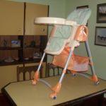 Vendo silla de comer bebé