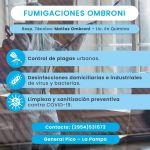 Fumigaciones Ombroni