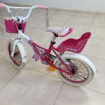 Bicicleta Raleigh niña rod 16