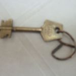 se encontro una llave