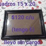 CUADROS 15 X 20.(TENGO 6)