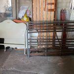 Vendo cama 2 plazas de hierro