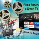 Films Super 8mm Digital a Smart TV
