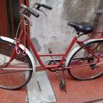 Vendo bicicleta de dama rodado 26