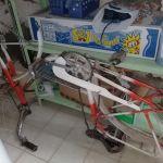 Vendo cuadro de bicicleta dama rodado 26