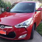 Vendo Hyundai Veloster 1.6 AT - 2017