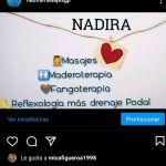 Nadira MASAJES Y REFLEXOLOGÍA