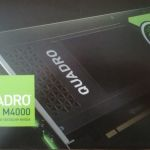 Vendo Placa Video Nvidia Quadro M4000