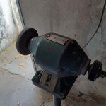 Amoladora de banco 3/4 hp. Monofásica.