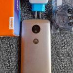 Vendo celular Motorola E4 Plus