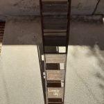 Vendo herramientas + escalera