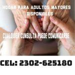 Hogar para adultos Mayores