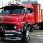 Mercedes benz carrosado 1518