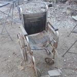 Regalo silla de ruedas