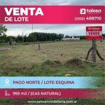 Terreno en Pago Norte a la Venta, General Pico, L.P.