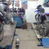 Taller de motos y cuatriciclos jvolpe