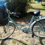 Vendo bici museta color celeste