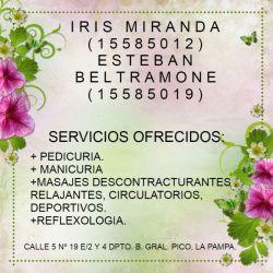 SERVICIOS OFRECIDOS
