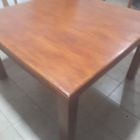 Vendo mesa 1,2 × 1,2