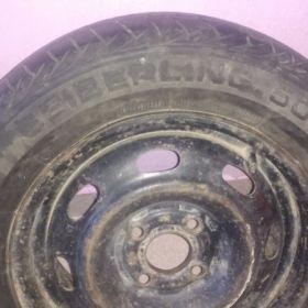 Vendo rueda armada r14