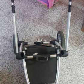 Vendo carrito de bebé completo