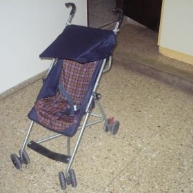 vendo carrito bebe