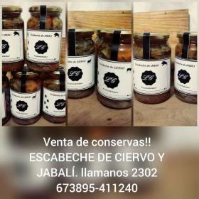 Venta de ESCABECHE!!!! VARIEDADES