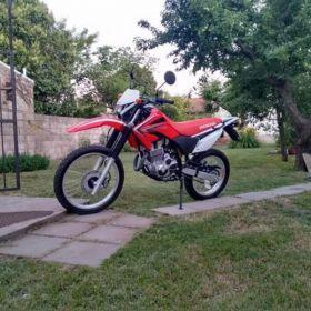 Vendo HONDA XR250 TORNADO