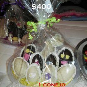 Vendo Huevos de Pascuas y Canastas Familiares