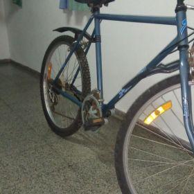 Bicicleta con cambios