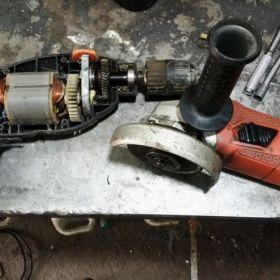 Reparación de máquinas