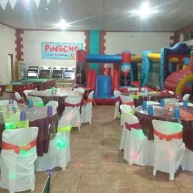 Salon Infantil Pinocho 24 e/ 29 y 31