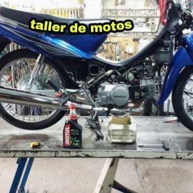 Taller de motos