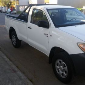 Vendo. Toyota cabina simple