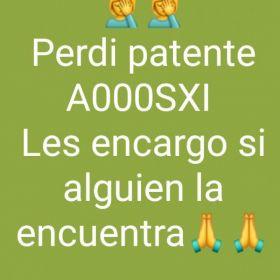 Patente perdida