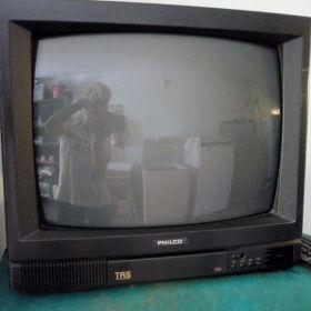 Vendo televisor de 21pulgadas.