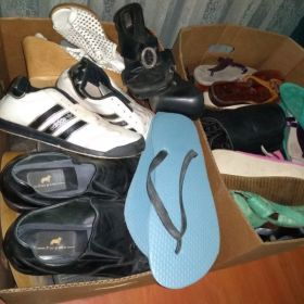 Vendo caja de zapatos urgente $600