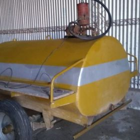 Cisterna para combustible