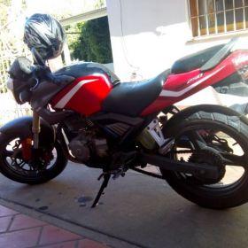 Vendo Zanella RX 250 MODELO 2010