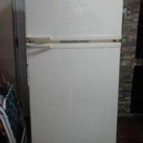 Heladera con freezer nofrost