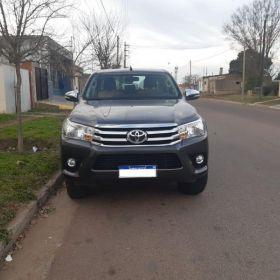 Vendo Toyota Hilux SRV 4x4 A/T