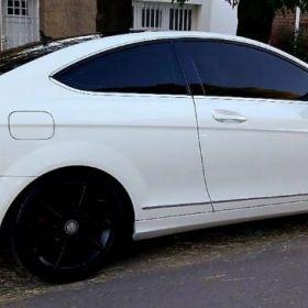 Coupe Mercedez Benz