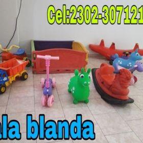 ALQUILER DE INFLABLES Y JUEGOS DANY..!! CEL:2302-307121 O VIA FACEBOOK