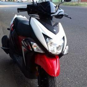 Yamaha scooter  zr 115 cc 2018