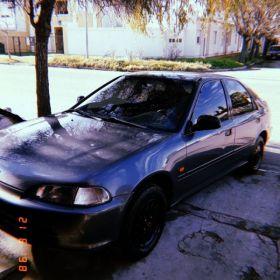 Vendo Honda Civic X3
