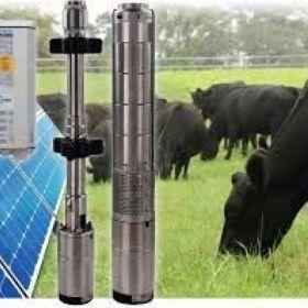 Bombas solares Lorentz